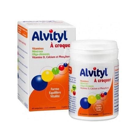 Alvityl Comprimé