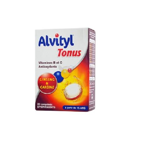 Alvityl Tonus Comprimé effervescent