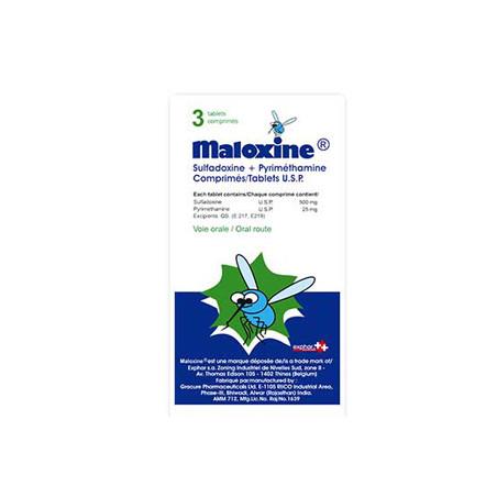 Maloxine Comprimé B/50*3