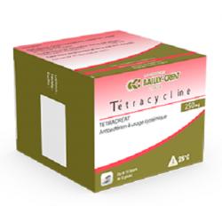 Tetracycline Creat 250Mg B/10*10