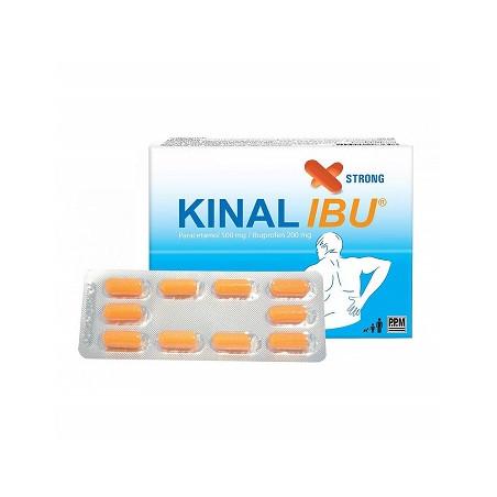 Kinal Ibu 500Mg/200Mg Comprimé B/10*10