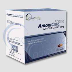 Amoxicare 500Mg Gel B/100