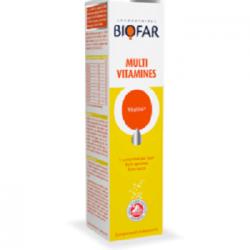 Biofar Multi Vitamines Comprimé effervescent