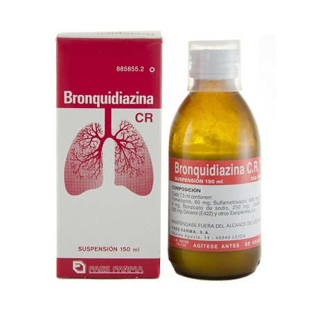 Bronquidiazina Sirop