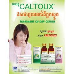Caltoux Sirop Adulte