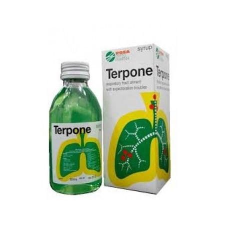 Terponne Sirop Enfant