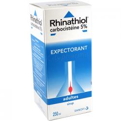 Rhinathiol Sirop Adulte Fl/125Ml