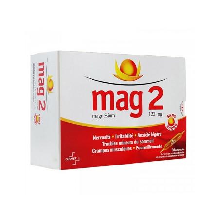 Mag 2 Ampoule Buvable