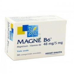 Magne B6 Ampoule Buvable