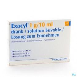 Exacyl Ampoule Buvable