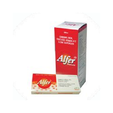 Alfer Sirop