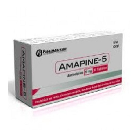 Amapine-5Mg Comprimé B/30