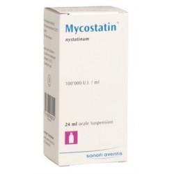 Mycostatine Sirop Buvable
