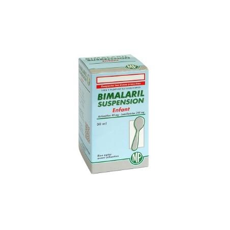 Bimalaril Enfant 40/240 Sirop Fl/30Ml
