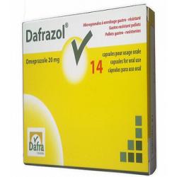 Dafrazol-20Mg Comprimé B/14
