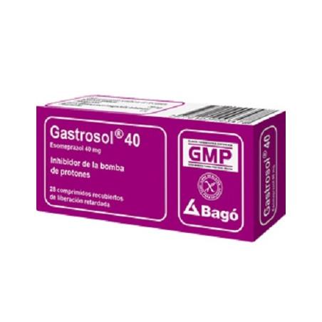 Gastrozol-40Mg Comprimé