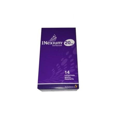 Inexium-20Mg Comprimé B/14