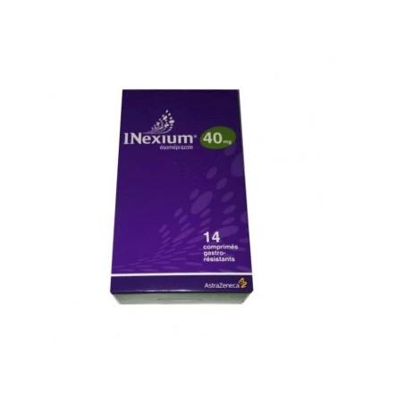 Inexium-40Mg Comprimé B/14