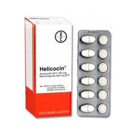 Helicocin Comprimé