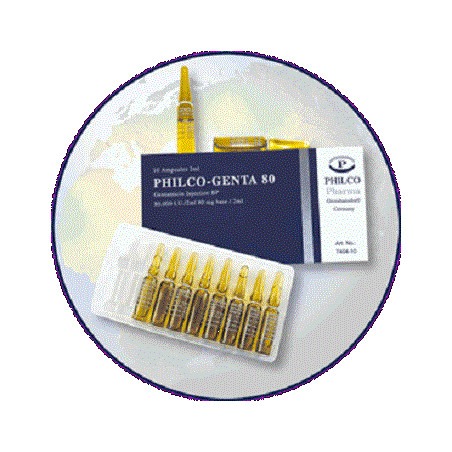 Philco Ceftri 1G Injectable