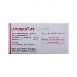 Amcard-5Mg Comprimé B/28