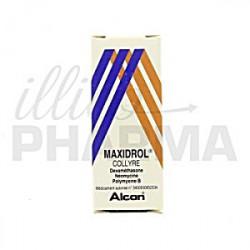 Maxidrol Collyre