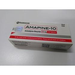 Amapine-10Mg Comprimé B/30