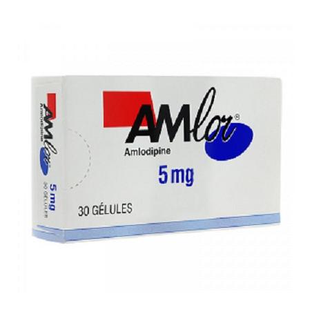 Amlor-5Mg Comprimé