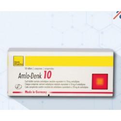 Amlo Denk-10Mg Comprimé B/50