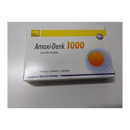 Amoxi Denk 1000Mg Comprimé
