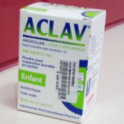 Aclav 500/62.5Mg