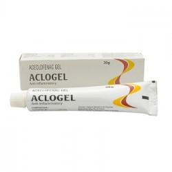 Aclogel Crem 30G