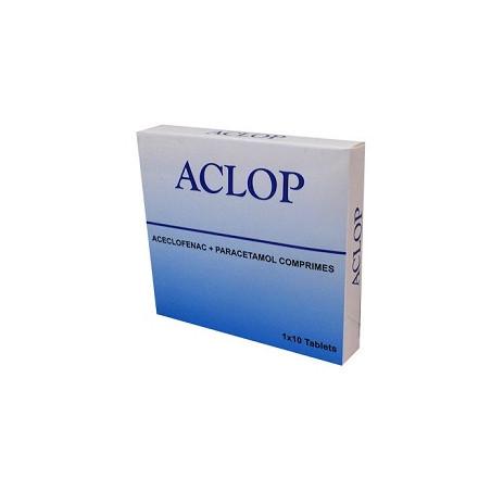 Aclop Comprimé