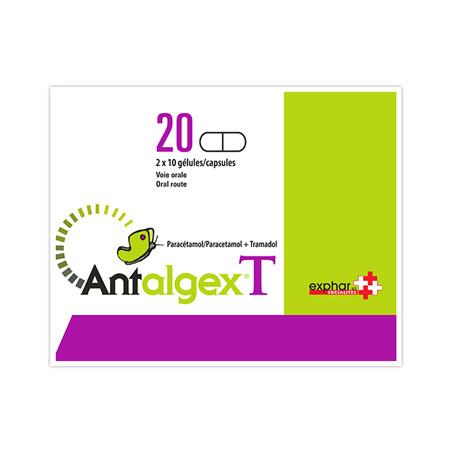 Antalgex-T B/20