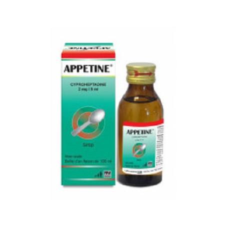 Appetine Vitamine Sirop