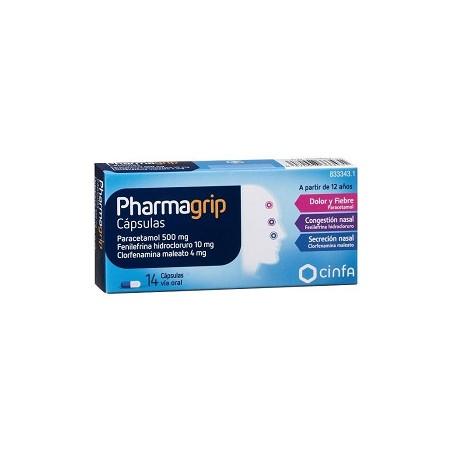 Pharmagrip Gélule