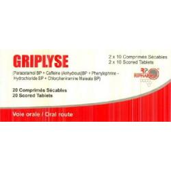 Griplyse Comprimé